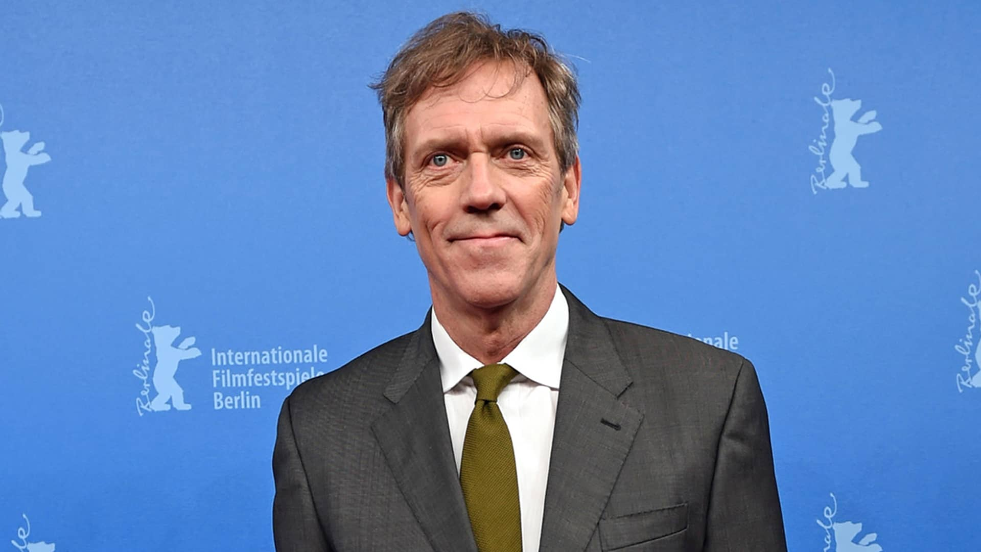 Hugh Laurie, star of Roadkill on MASTERPIECE on PBS