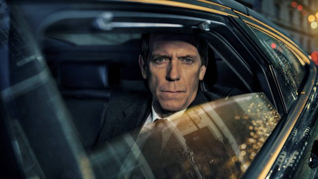 Hugh Laurie stars in Roadkill on MASTERPIECE on PBS