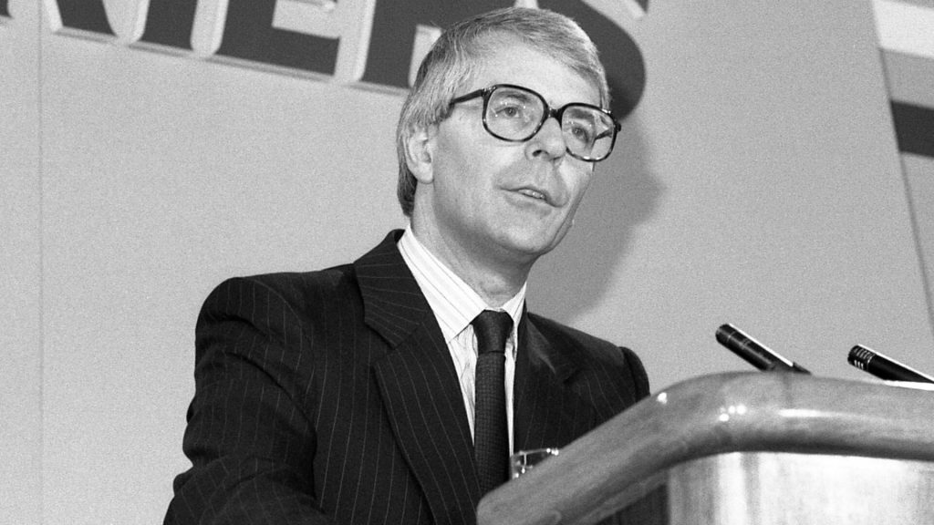 Rt. Hon. John Major, British Prime Minister, 1991