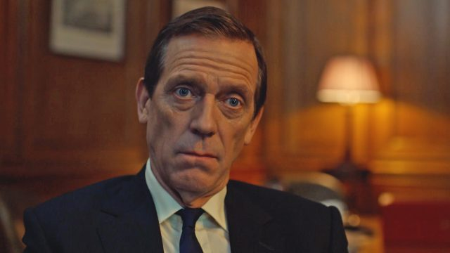 Hugh Laurie in Roadkill Episode 4