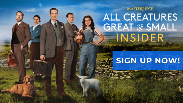 Sign Up: All Creatures Great and Small Insider
