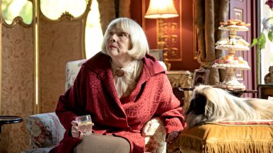 Diana Rigg in All Creatures Great and Small Episode 2