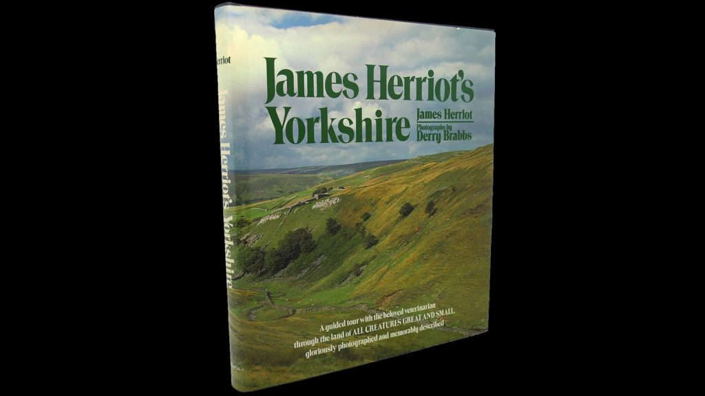James Herriot's Yorkshire book cover