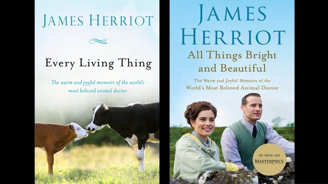 James Herriot's Books
