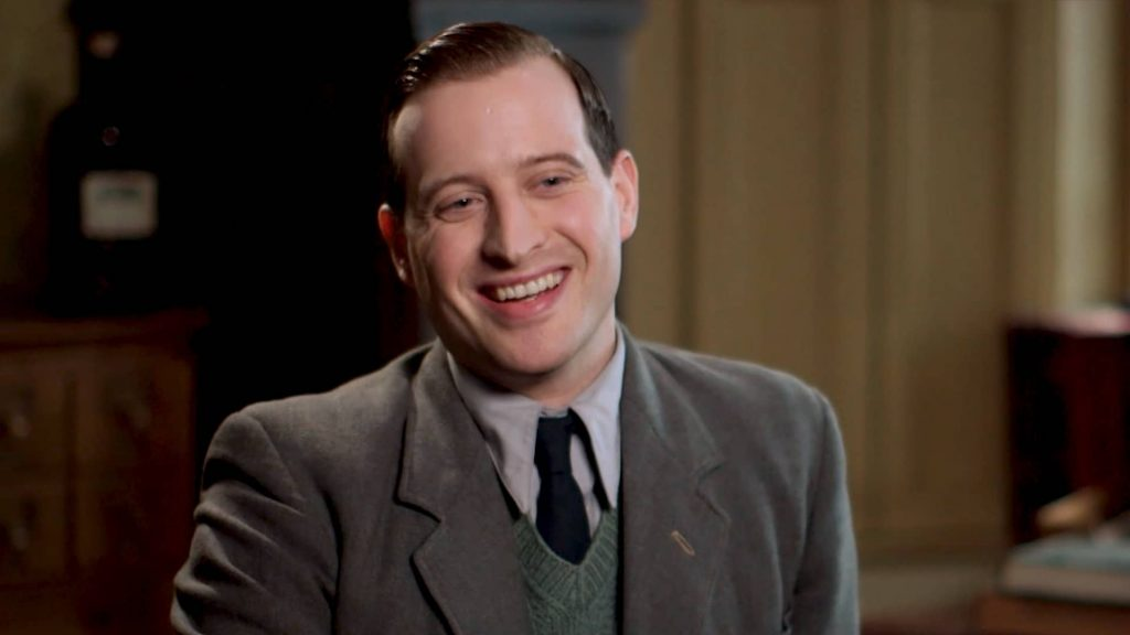 Nicholas Ralph, star of All Creatures Great and Small on MASTERPIECE on PBS