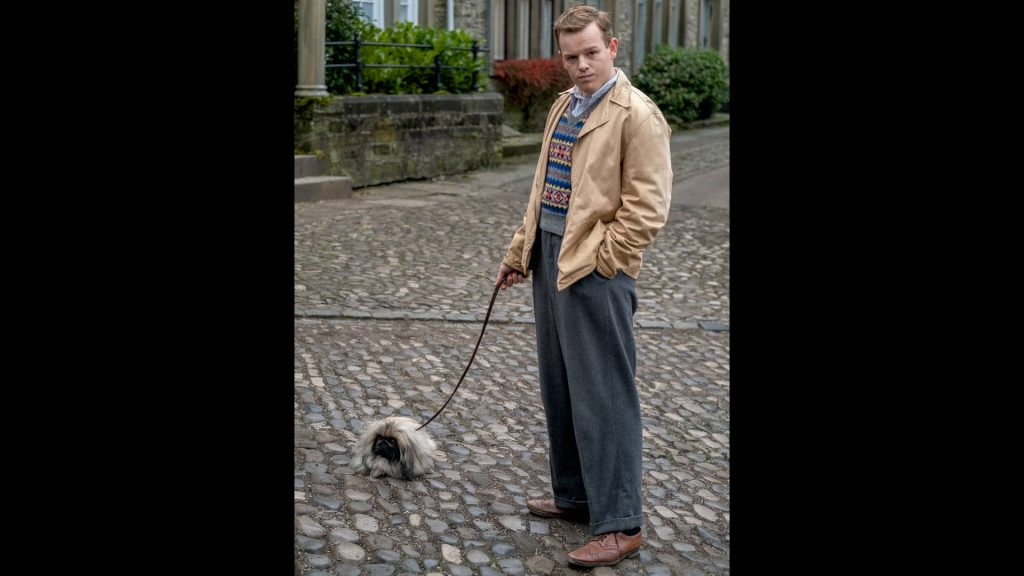 Callum Woodhouse as Siegfried Farnon in All Creatures Great and Small on Masterpiece on PBS