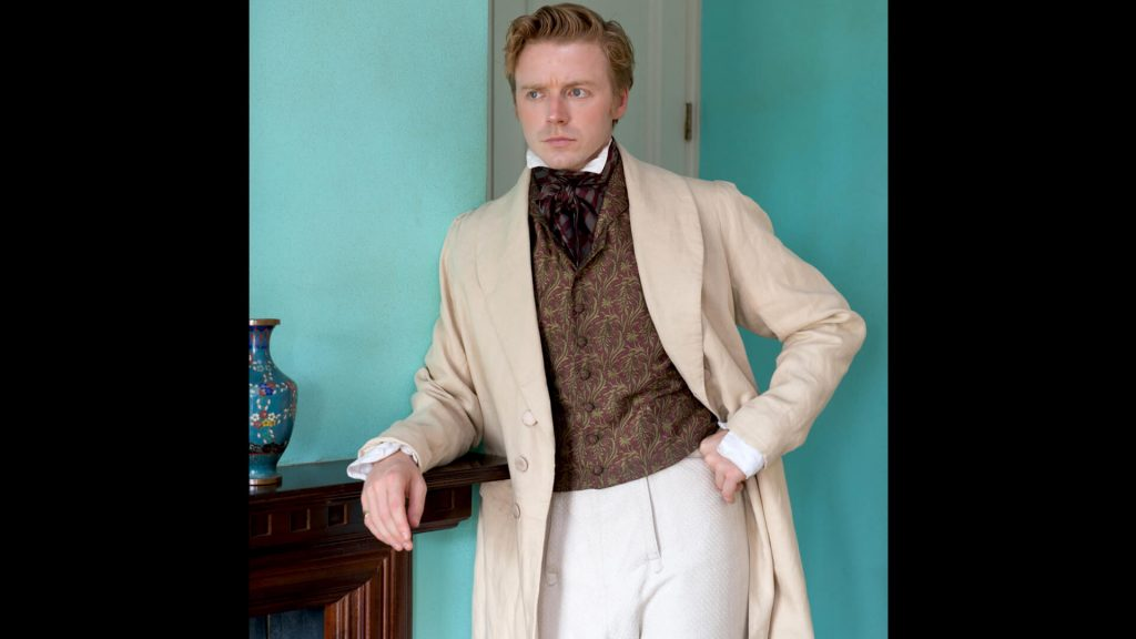 Jack Lowden in The Long Song