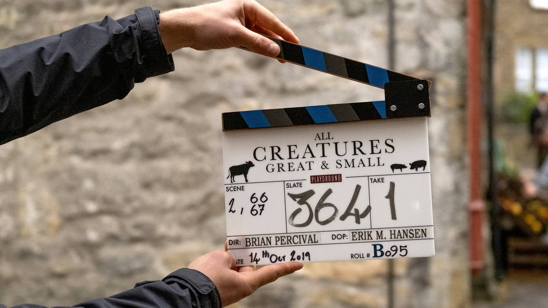 Behind the Scenes of All Creatures Great and Small's Production Design