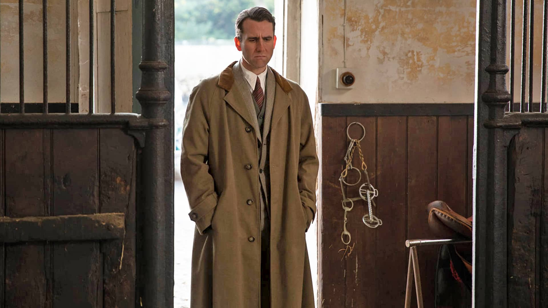Matthew Lewis in All Creatures Great and Small on Masterpiece on PBS