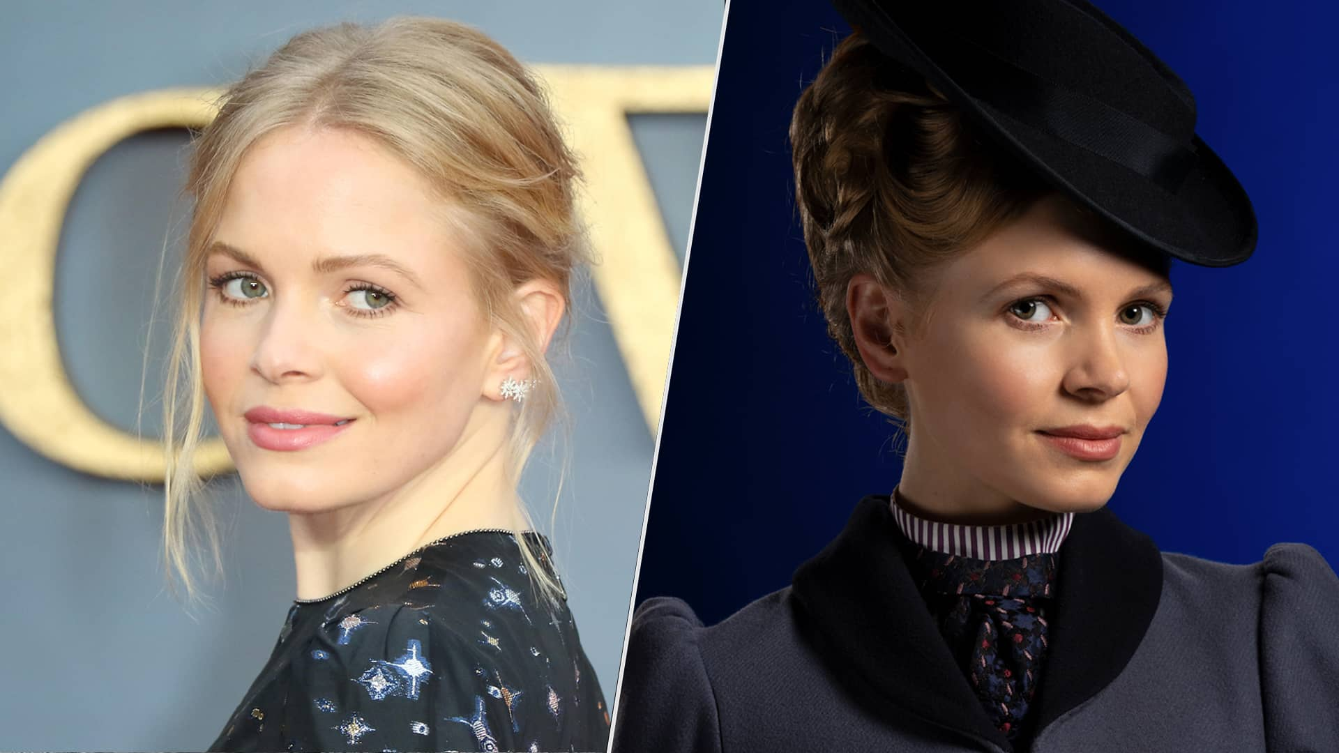 Kate Phillips plays Eliza Scarlet in Miss Scarlet and The Duke on MASTERPIECE on PBS