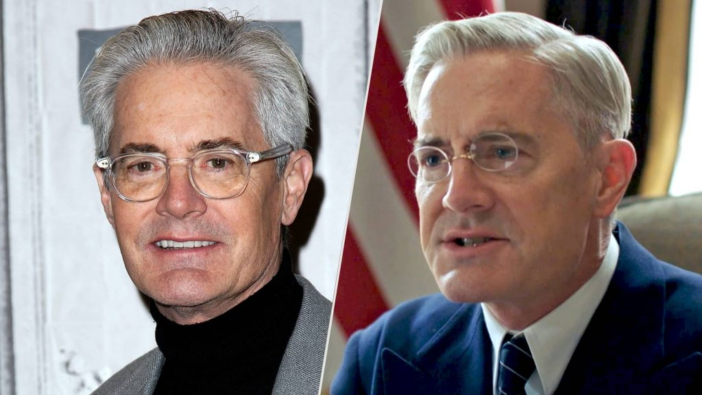 Kyle MacLachlan stars as FDR in Atlantic Crossing on MASTERPIECE on PBS