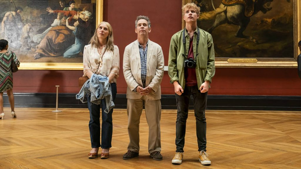 Saskia Reeves, Tom Hollander and Tom Taylor in Us on MASTERPIECE on PBS