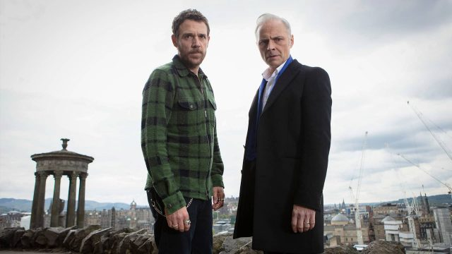 Jamie Sives and Mark Bonnar star in Guilt