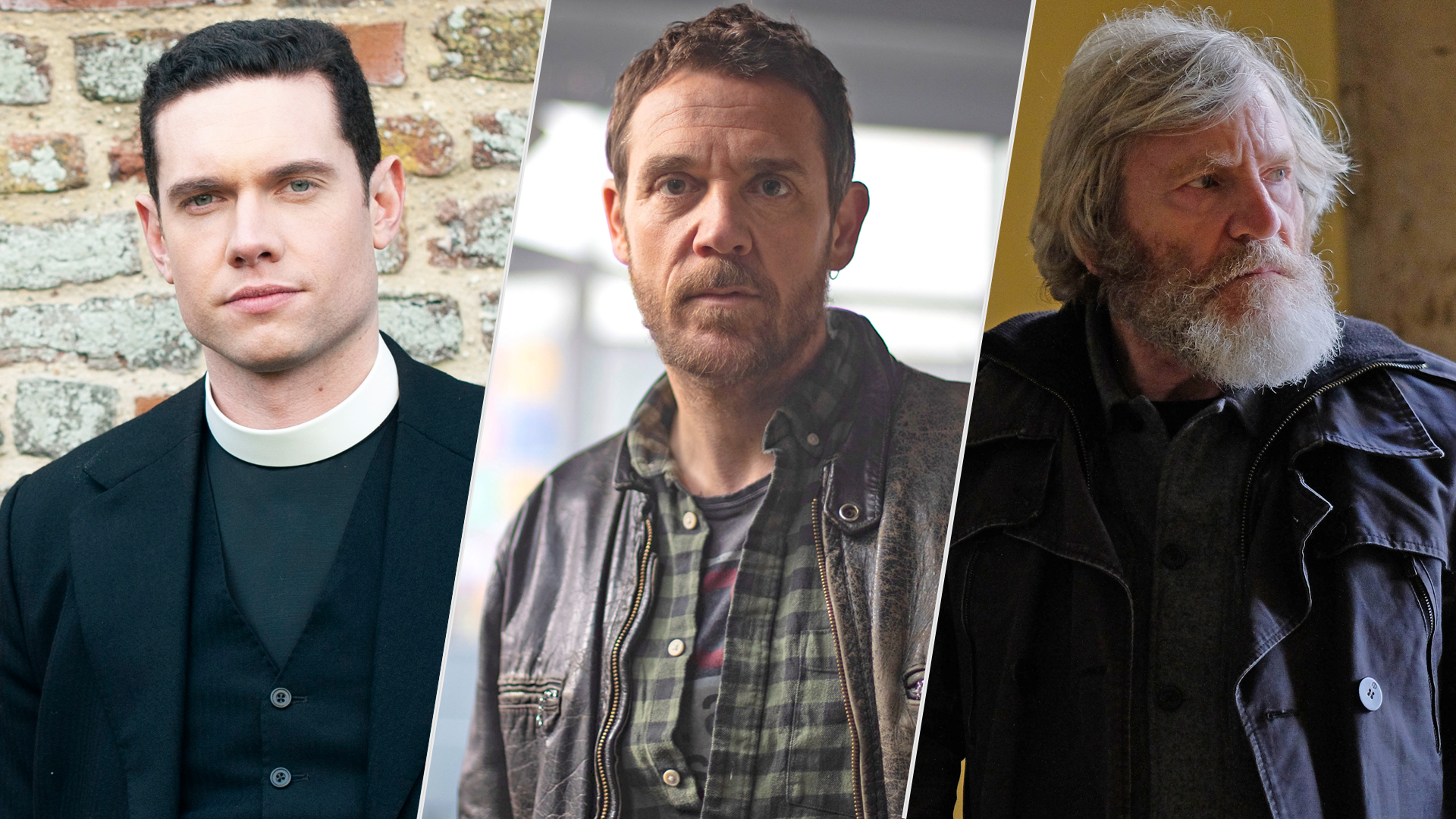 Grantchester, Guilt, and Baptiste on MASTERPIECE Mystery!
