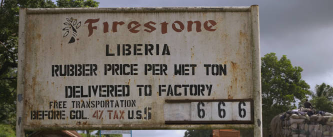 firestone and the warlord this is Firestone and the warlord season 33 episode 3 | 1h 23m 40s frontline and propublica investigate the relationship between firestone and the infamous liberian warlord charles taylor based on the .