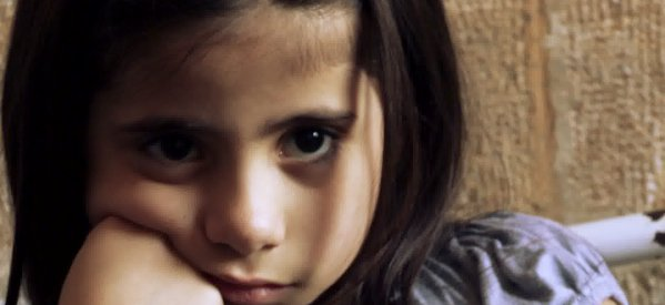 Witnessing syria's war through the eyes of its children