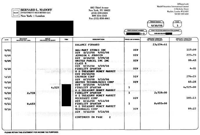 madoff clients statements the madoff affair frontline pbs