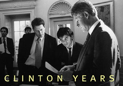 The Clinton Years | FRONTLINE | PBS