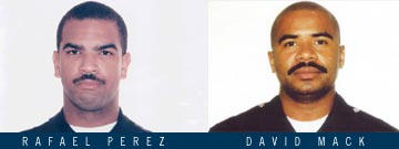 photos of david mack & rafel perez