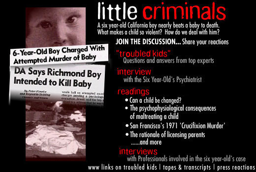 little criminals