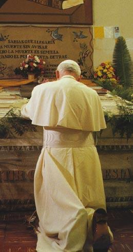 how did pope john paul ii impact the church