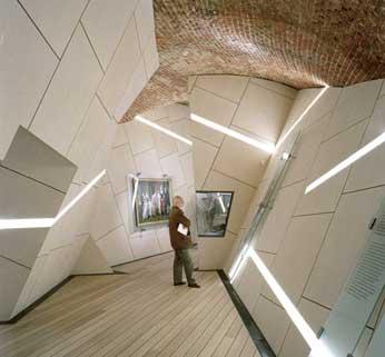 Daniel Libeskind Sacred Ground Frontline Pbs