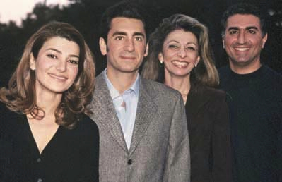 pahlavi s ashes to be scattered in caspian dozens of christians