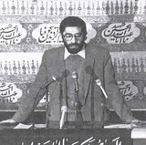 The Political Evolution of Mousavi