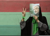 A Critical Moment for Mousavi