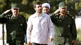 Revolutionary Guards Criticize Ahmadinejad