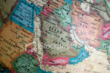 The Changing of the Guard: The Persian Gulf between Two Superpowers
