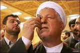 Did He Jump or Was He Pushed? Cracking the Rafsanjani Code