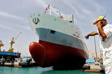 Tehran's Merchant Fleet Sails Close to Wind