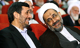 Ahmadinejad, Khamenei Reported at Odds over Intel Chief's Resignation