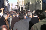 Funeral of Mousavi's Father Held amid Disruption by Security Forces