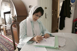 Nasrin Sotoudeh, Sentenced to 11 Years, Wins PEN Freedom to Write Award