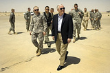 Gates Says Iran Factor in U.S. Troops in Iraq