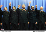 Ahmadinejad vs. the Revolutionary Guards