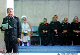 Revolutionary Guard Chief Jafari: Enemies Aim to 'Eliminate Iran Physically'