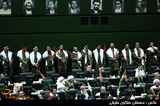 Revolutionary Guards Soar in Parliament