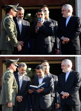 Time to Seek Political Asylum? A Letter of Advice to Ahmadinejad