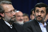 Challenging the Balance of Power: Ahmadinejad vs. Parliament