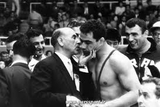 Profile | Gholamreza Takhti: World Champion Wrestler, Iranian Patriot
