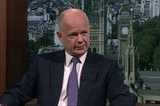 Transcript | UK Foreign Secretary Hague: 'We Will Keep up the Pressure' on Iran