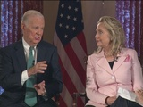 Video | Clinton: Regime Change For Iranians to Decide