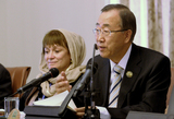 Transcript | UN Secretary-General: Free 'Opposition Leaders, Rights Defenders'
