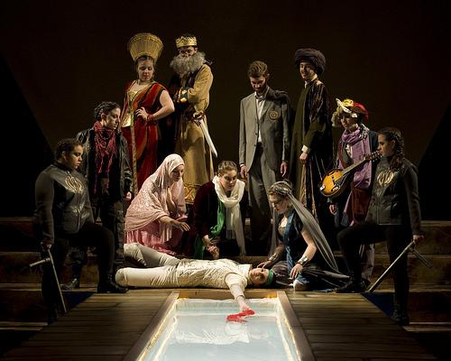 Non Muslim Perspective On The Revolution Of Imam Hussain: Theater: HamletIRAN - Tehran Bureau