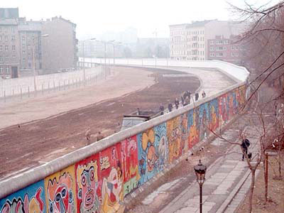 The History of the Berlin Wall: Its Rise, Fall and Symbolism