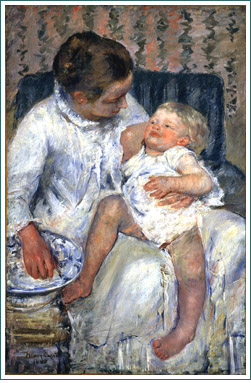 the life and works of mary cassatt Enjoy our counted cross stitch and counted needlepoint charts patterns inspired by the works of mary cassatt mary stevenson cassatt,1844.