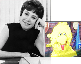 Joan Ganz Cooney Who Made America Innovators Joan Ganz Cooney